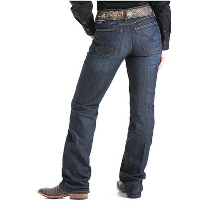 Jenna Cinch Slim Fit Jeans