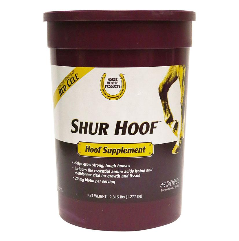 Shur Hoof Supplement 2.815 Lb