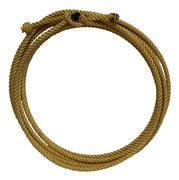 King Ropes Poly 3 Strand Grass Calf Rope
