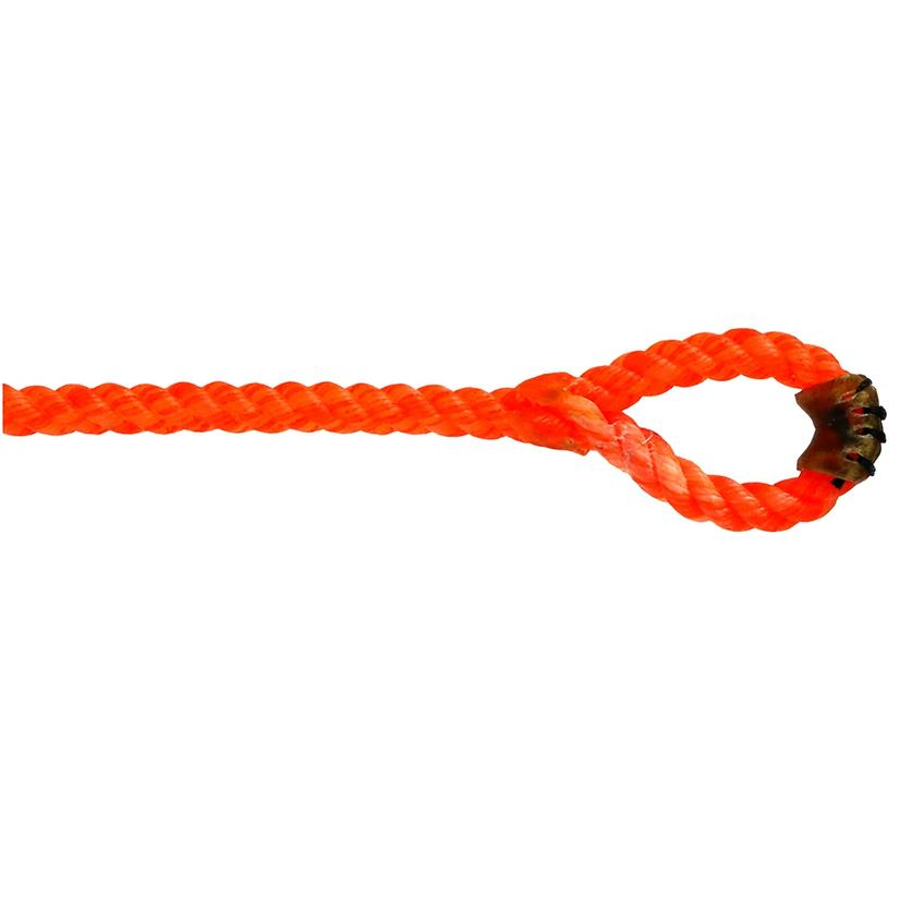 Willard Neon Orange Black Tail Piggin String