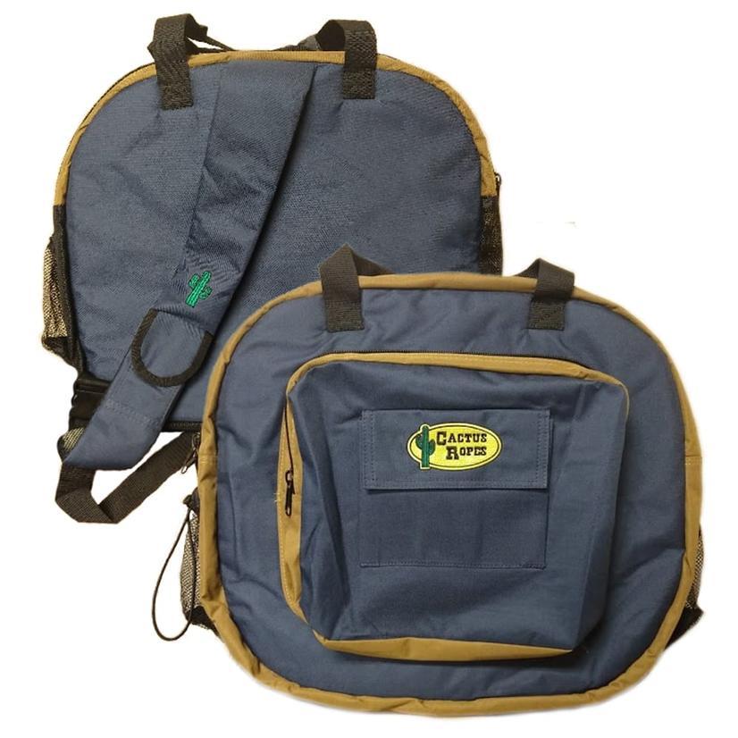 Cactus Ropes Choice Plus Bag NAVY/GRAY