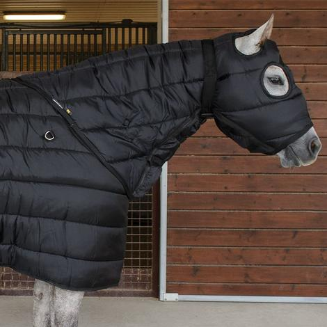 Horse Blanket Hood
