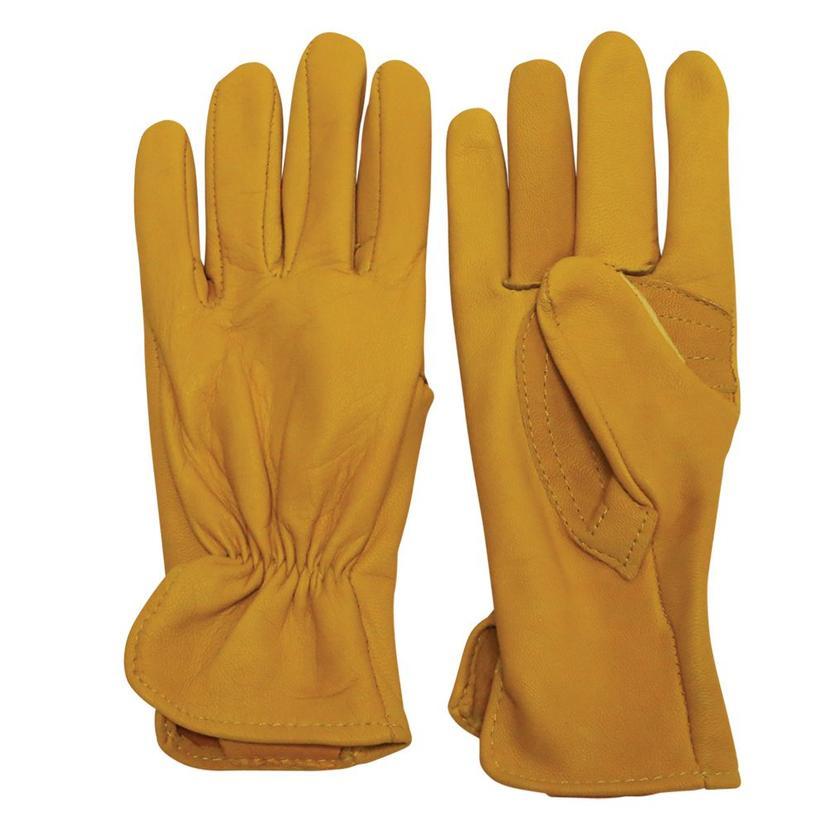 Geier Glove Company Roper Glove GOLD