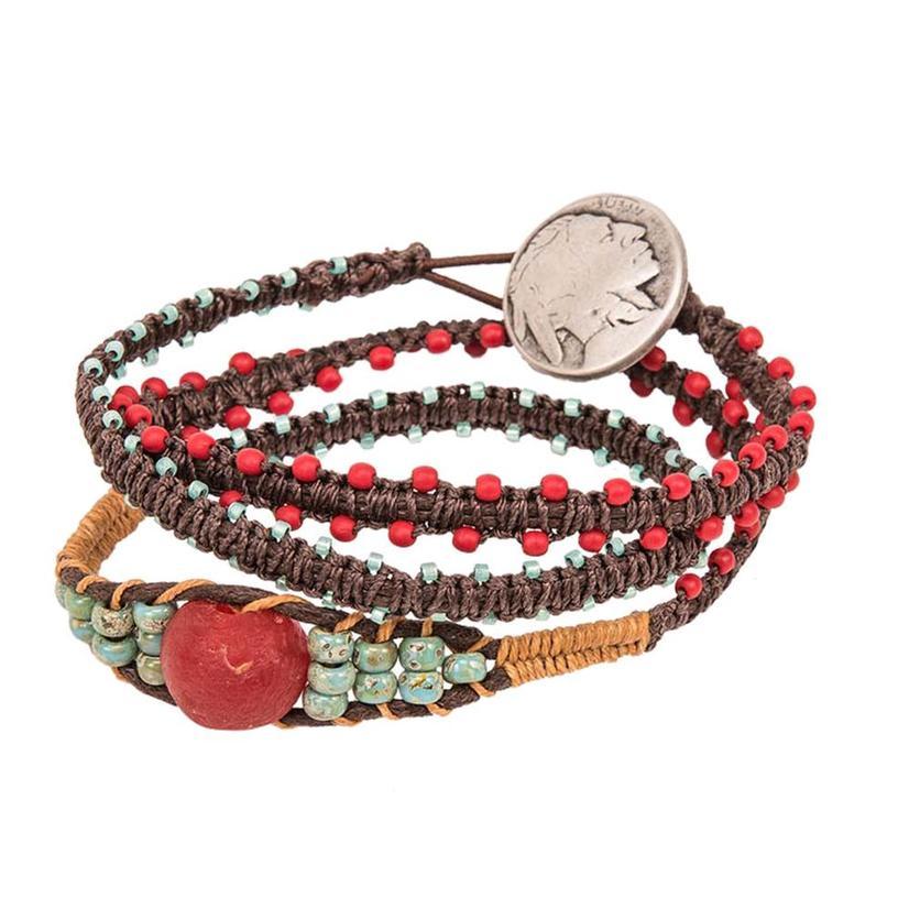Johnny Loves June Desert Sunset Bracelet