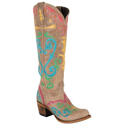 Prairie Princess Boot by Lane