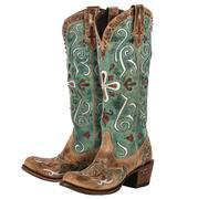 Clover Girl Boots