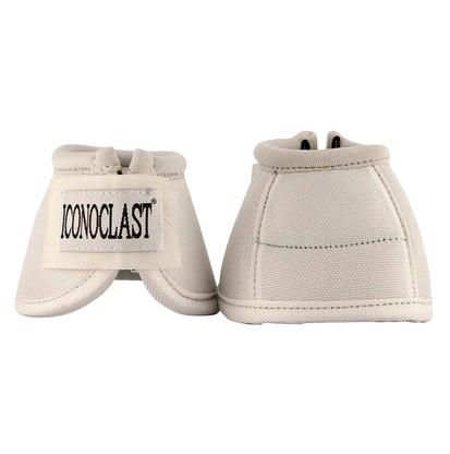 Iconoclast Bell Boots XL WHITE