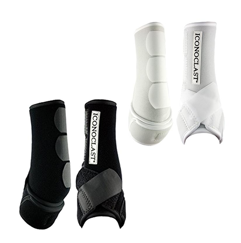 Iconoclast Orthopedic Hind Sport Medicine Boots For Horses
