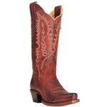 Women's Mad Dog Red Cinch Boots