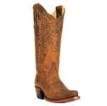 Women's Mad Dog Brown Cinch Boots