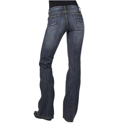 Stetson Womens Classic Jeans