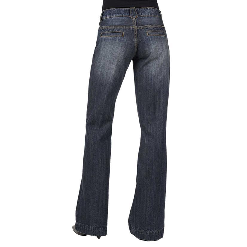 Stetson Womens City Trouser Jean