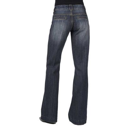 Stetson Womens City Long Trouser Jeans