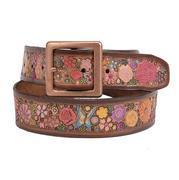 STT Womens Flower Power Belt