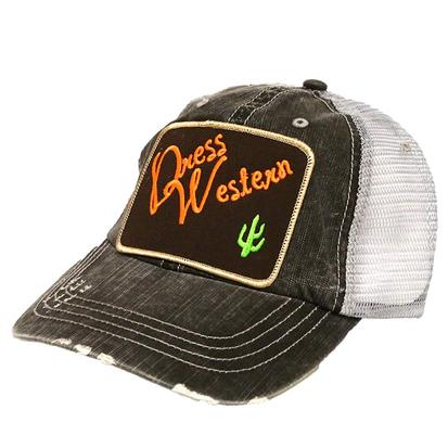 Dress Western Baseball Cap
