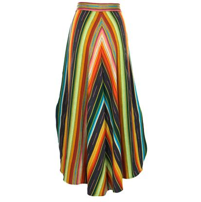 Silverado Womens De Colores Serape Skirt
