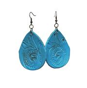 Miranda McIntire Leather Earrings