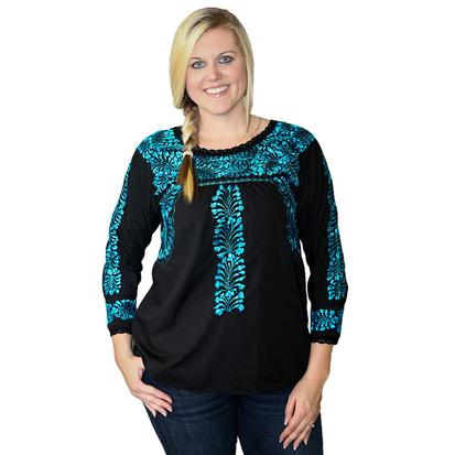 Nativa Womens Blusa De San Antonio