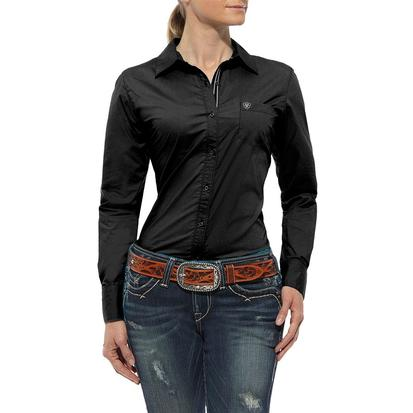 Ariat Womens Kirby Shirt - Black