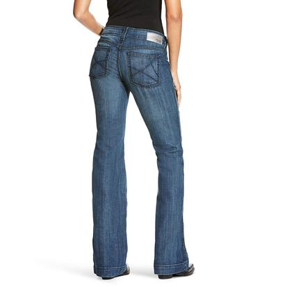 Women's Ariat Ella Trouser Bluebell Wash