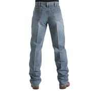 Cinch Mens White Label Relaxed Fit Jean - Medium Stonewash