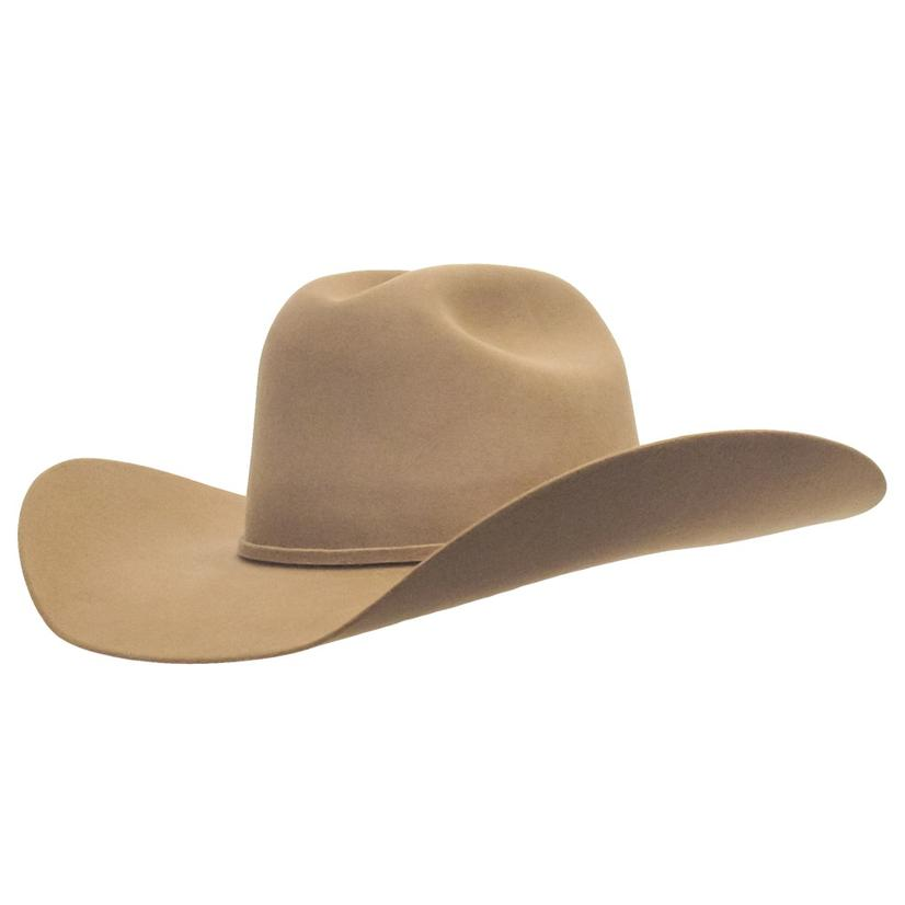 Rodeo King Low Rodeo 5x Felt Cowboy Hat a8b7e8465c00