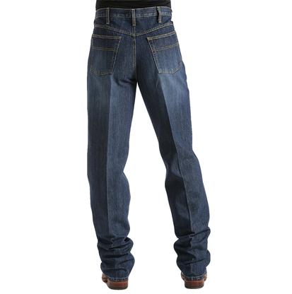 Cinch Black Label Dark Stonewash Men's Jeans