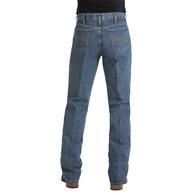 Cinch Mens Silver Label Dark Stonewash Slim Fit Jeans
