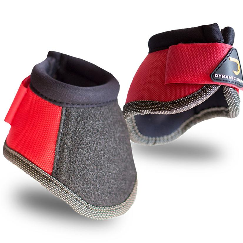 Cactus Dynamic Edge Bell Boots RED