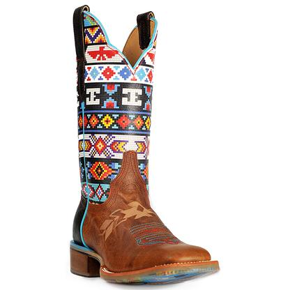 Cinch Edge Aztec Style Boot