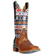 Cinch Edge Aztec Style Boot