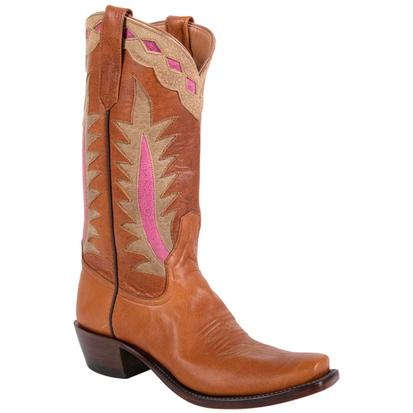 Rios Of Mercedes Womens Goat Tag Boots - Bubble Gum