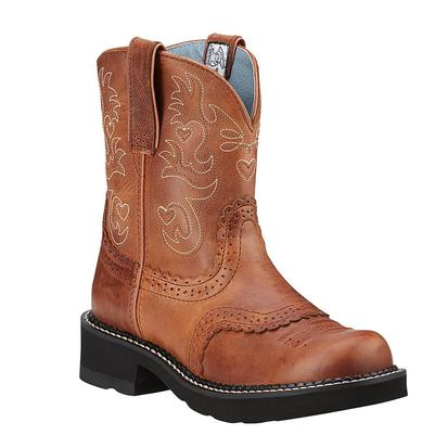 Ariat Fat Baby Saddle Boots