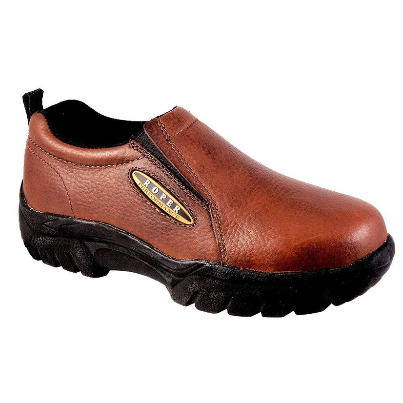 Roper Mens Casual Smooth Bay Shoes