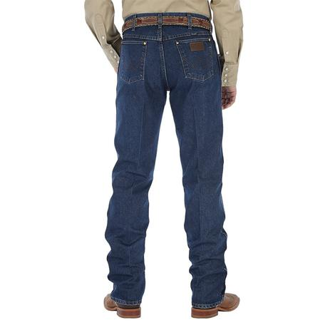 Wrangler Men's Performance Cool Vantage Cowboy Cut Jeans (Extended Length)