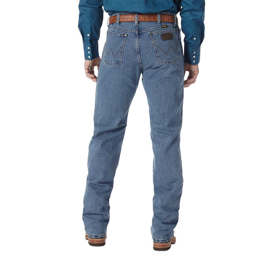 Wrangler Mens Premium Performance Advanced Comfort Jeans