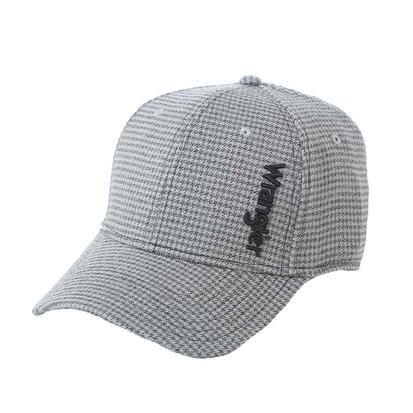 Wrangler Grey Houndstooth Cap
