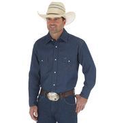 Wrangler Work Western Shirts