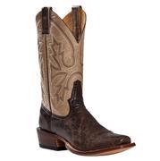 Rod Patrick Antique Mocha Bison Boots
