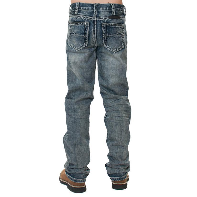 B Tuff Boys Steel Jean