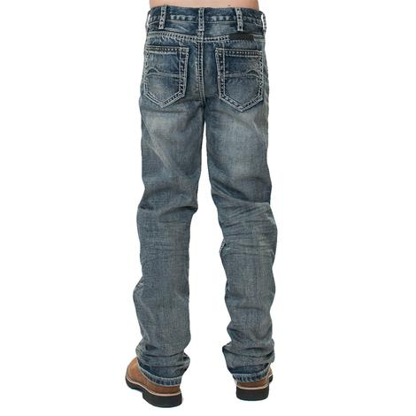 B Tuff Boys Steel Jean