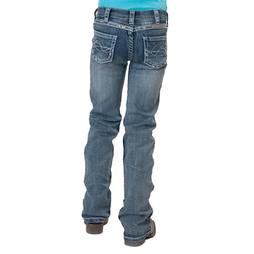Cowgirl Tuff's - Girl's Vip Jeans