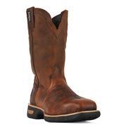 Cinch Mens WRX Brown Work Boots