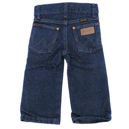 Wrangler Boys & Toddler Original Cowboy Cut Jean - Dark Wash