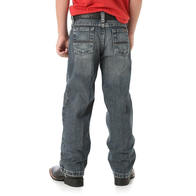 Wrangler Boys 20x 33 Extreme Relaxed Fit Jeans