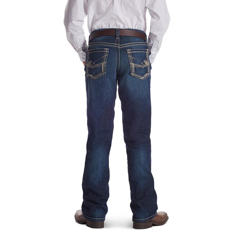 Ariat Boys ' B4 Ridgeline Jeans