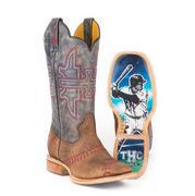 Tin Haul Slugger Boots