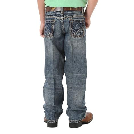 Wrangler Boys' 20Xtreme High Noon Relaxed Fit Jean
