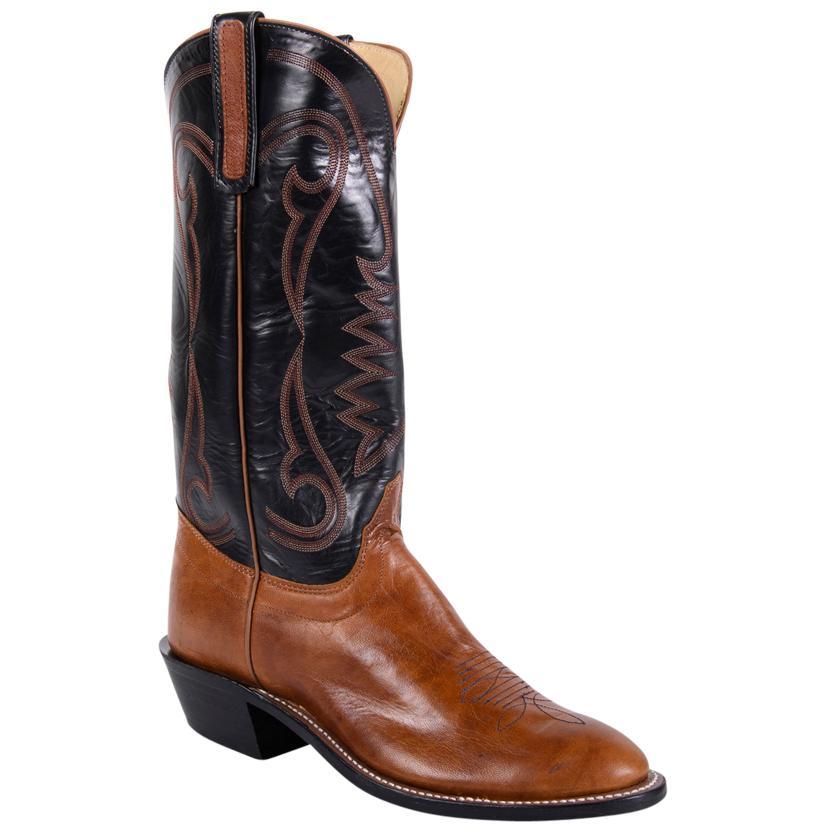 Olathe Goat Cowboy Boots