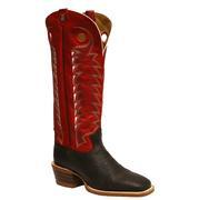 Tony Lama 3R Buckaroo Collection Round Toe Cowboy Boots